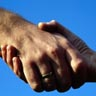 picture of a hand shake